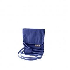 trav. acc. 5 triple pocket neck pouch