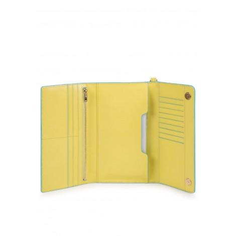 Pochette portafoglio porta smartphone con porta