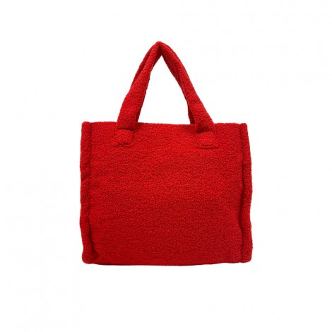 Woody Bag BELLEZZA Red
