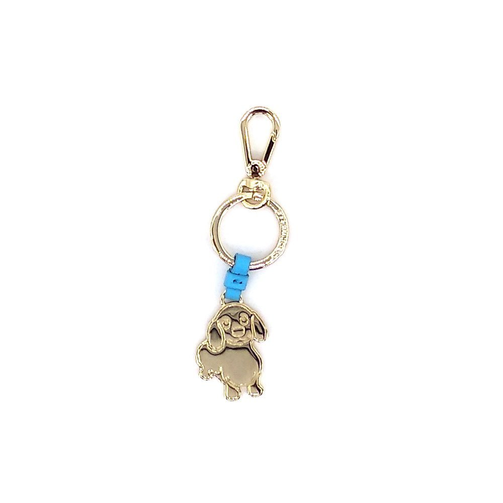 CHARM KEY RING COCCINELLE